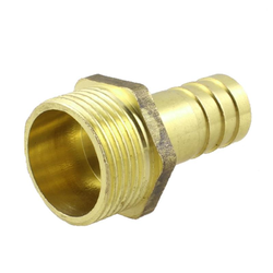 Brass Hose Connections, Size: 1 inch