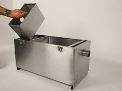 Grease Trap Box seperator