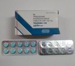 Trazodone Trazonil 100 Mg Tablet