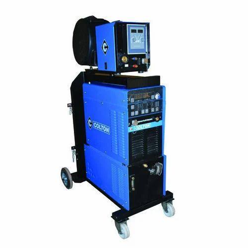 Digital Synergic Double Pulse MIG