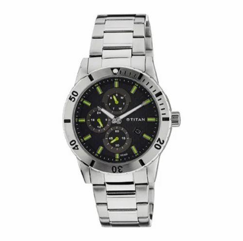 2c73e73c6d6 Titan Analog Black Dial Men Watch 1621SM01J at Rs 6995 /piece ...