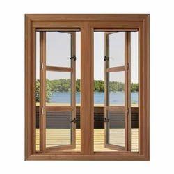 Designer Wooden Window