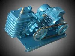 Belt Driven Rotary Vacuum Pump