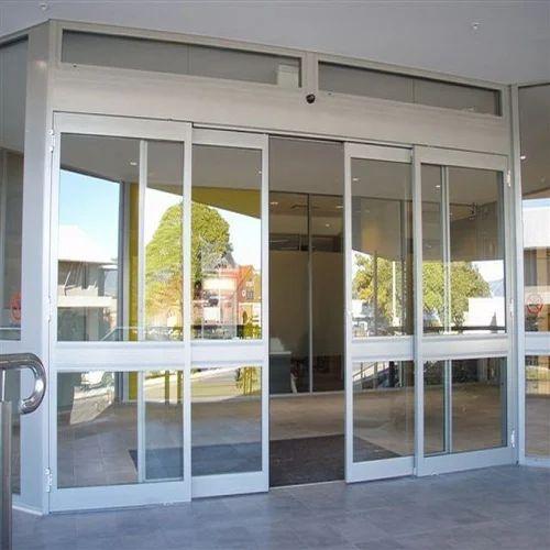 Strange Automatic Sliding Door Automatic Sliding Glass Door Door Handles Collection Dhjemzonderlifede