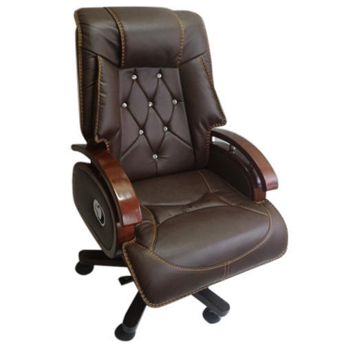Leather Comfortable Office Chair, Rs 10000 /piece Kasams