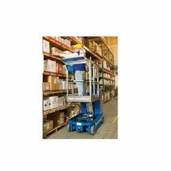 Terex QS-20 350 lbs QuickStock Vertical Mast Lifts