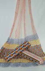 Ladies Cotton Printed Salwar Suits