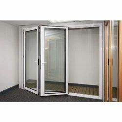 Aluminium Folded Door