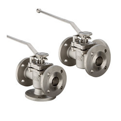 Three Way Plug Valve