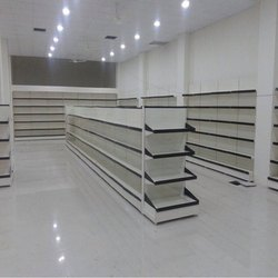 Retail Store Shelves