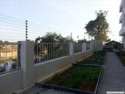 Residential Solar Fence