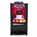 Atlantis Cafe Mini 2 Lane Tea and Coffee Vending Machine