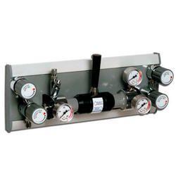 Gas Pressure Control Panel
