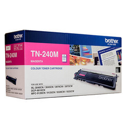 Brother Tn 240 Magenta Toner Cartridge