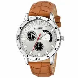 Modern Mens Analog Watch