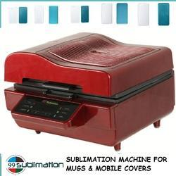 Freesub Mobile Cover Printing Machine, for Mug With Handle Print