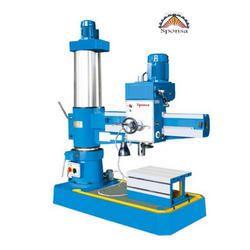 Sponsa 32 mm Radial Drill Machine