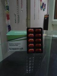 Aceclofenac Paracetamol Chlorzoxazone