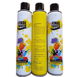 Aerosol Touch Up Spray Paint