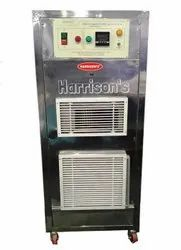 Stainless Steel Vertical Dehumidifier, Dehumidifying Capacity ( Litre/Day): 50-75