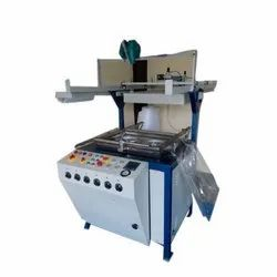 Semi-Automatic Thermocol Plate Making Machine