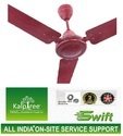 Ceiling Fans - Kalptree - Swift 24 (Glossy Brown )