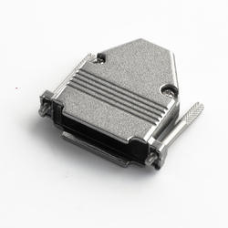 Zinc Alloy D Sub Hood Connector