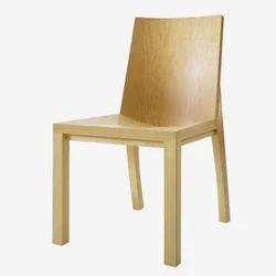 Wooden Brown Computer Chair