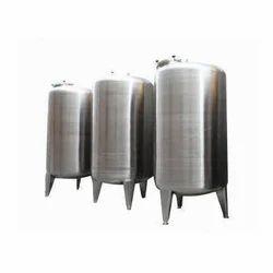 Stainless Steel Water Vessel