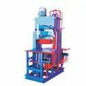 40 Ton High Pressure Bricks And Paver Block Machine