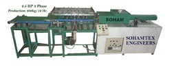 Fully Automatic Dhoop Stick Making Machine