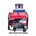 4 Kva 4kva Portable Lpg Generator, 220-240 V