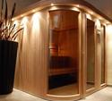 Sauna Cabin