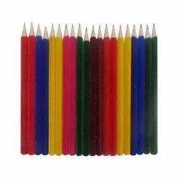 Black Colored Velvet Pencil, For School
