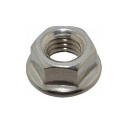 Polished Mild Steel Collar Nut, Size: M3-M10
