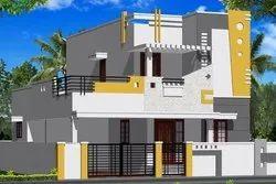 Modular Acrylic Apartment Construction Service, in Chhindwara mp