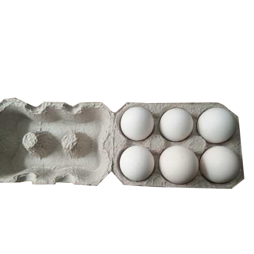 Packaging 6 Cavity Egg Box