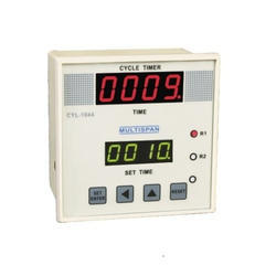 Multispan Temperature Controller And TimersName