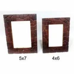 Resin Rectangular Photo Frame Set