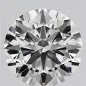 1.51ct Lab Grown Diamond CVD E VVS2 Round Brilliant Cut IGI Certified Stone