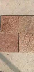 Golden Slate Stone Tiles, Thickness: 10-12mm