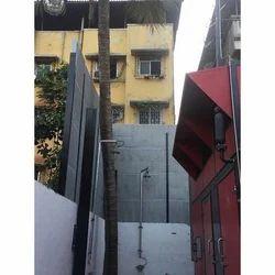 SS Noise Barrier