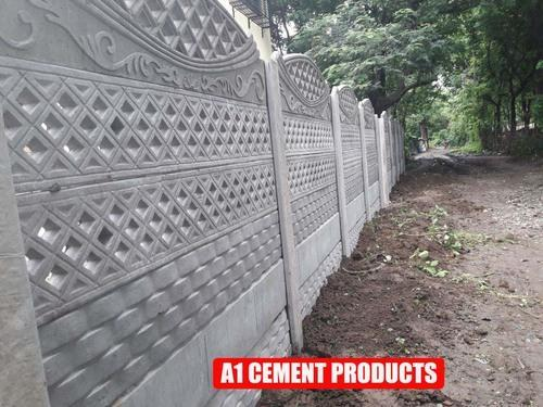 RCC Compound Wall - Boundary Wall Manufacturer from Nashik