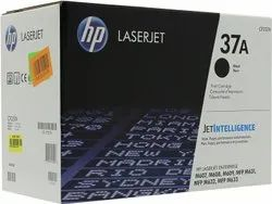 Genuine HP 37A Black Toner Cartridge Original CF237A