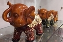 Elephant Statue 3 PCs Set Of