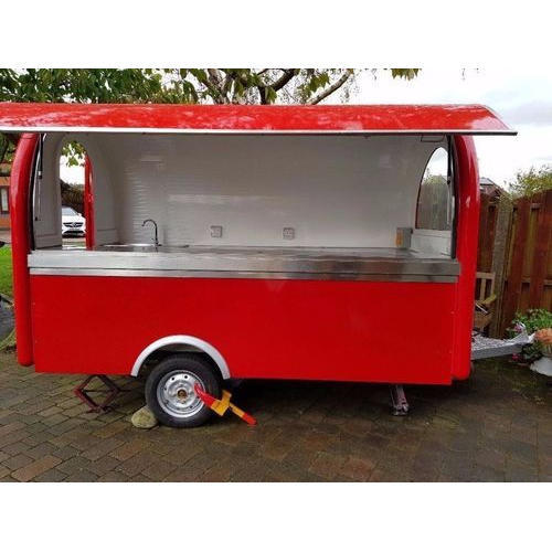 Mobile Catering Trailer Food Cart