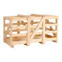 Pine Wood Storage Crates
