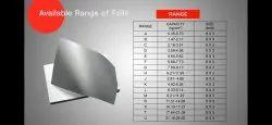 Standard Aluminum Foil For Bursting Strength Tester