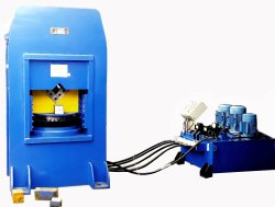 First House Cold Hydraulic Billet Shearing Machine, Model Name/Number: Fhs, 416 V