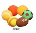 Pvc Ball 6 Pieces Toys